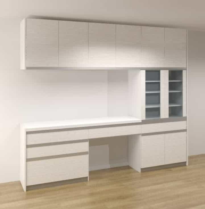 キッチン収納 ※イメージ画像