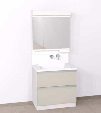 洗面化粧台 ※イメージ写真