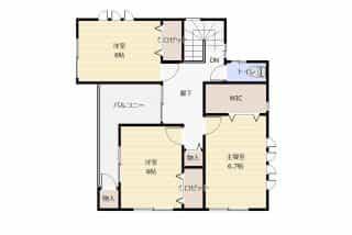1階トイレ(TOTO)※イメージ画像