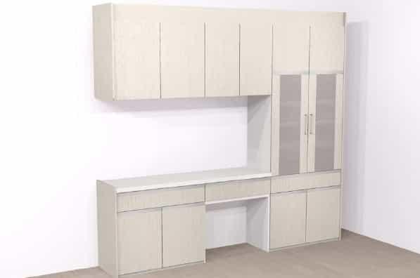 キッチン収納(Housetec)※イメージ画像