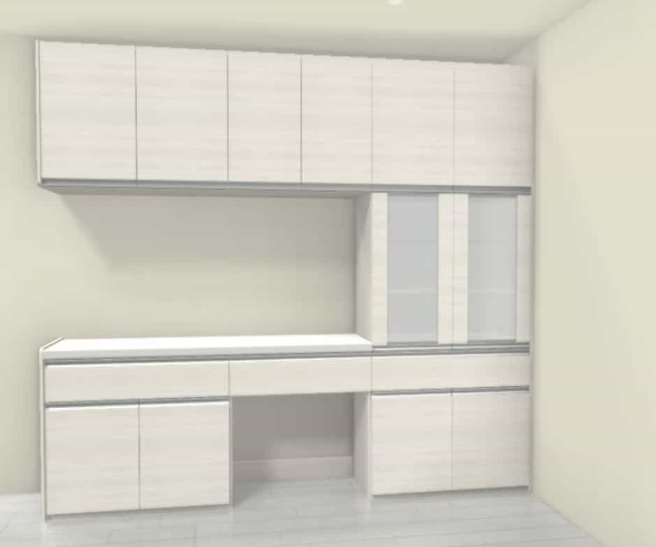 キッチン収納(LIXIL)※イメージ画像